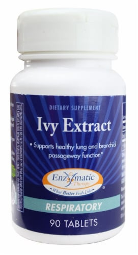 Enzymatic Therapy  Ivy Extract Respiratory Perspective: front