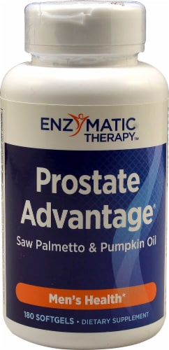 Enzymatic Therapy  Prostate Advantage® Perspective: front