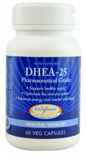Enzymatic Therapy  DHEA-25 Perspective: front