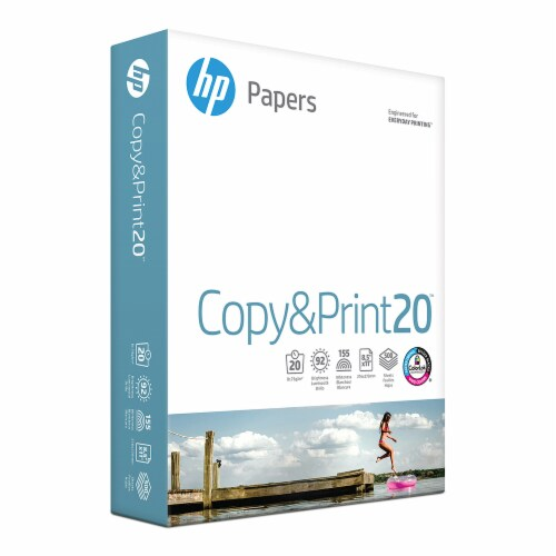 HP Everyday Copy and Print Paper - White Perspective: front