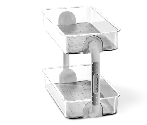 MadeSmart Two Level Spice Organizer Perspective: front