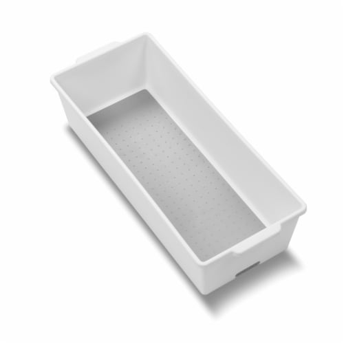 madesmart® Classic Large Deep Bin Perspective: front
