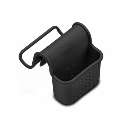 madesmart Sink Saddle - Carbon Perspective: front