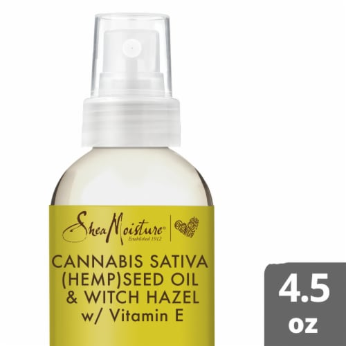 Shea Moisture Skin Rescue Toner Perspective: front