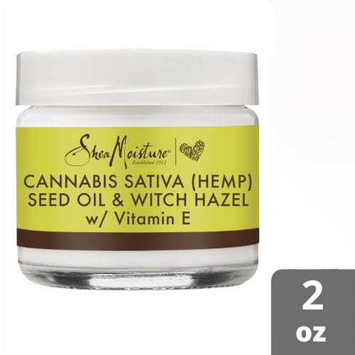 Shea Moisture Skin Rescue Moisturizer Perspective: front
