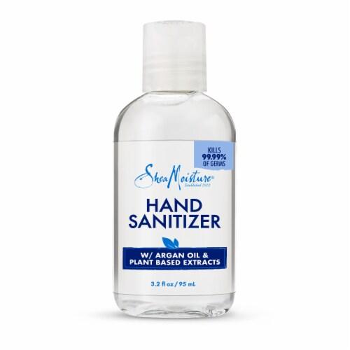Shea Moisture Argan Oil Hand Sanitizer Perspective: front