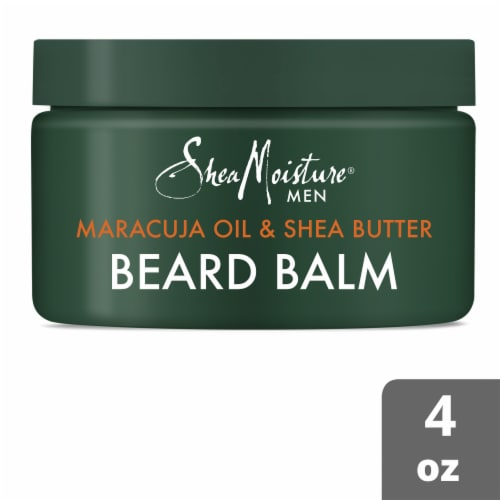 SheaMoisture Maracuja Oil & Shea Butter Beard Balm Perspective: front