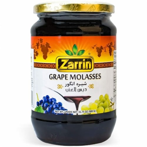Zarrin - Grape Molasses, 31.75 Ounce (900 G) Perspective: front