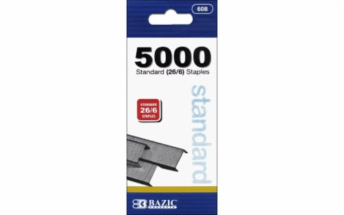 Bazic Staples Standard 5000pc Perspective: front