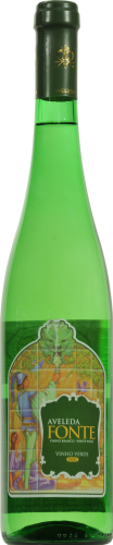 Aveleda Vinho Verde Perspective: front