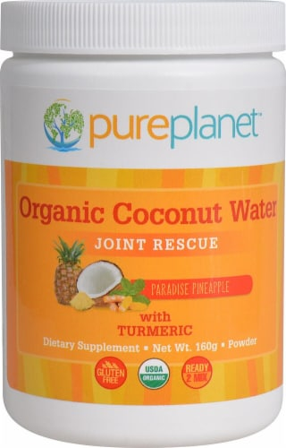 Pure Planet  Organic Coconut Water Joint Rescue Perspective: front