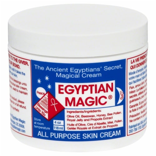 Egyptian Magic Skin Cream Perspective: front