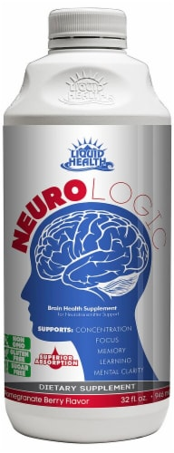 Liquid Health  NeuroLogic Perspective: front