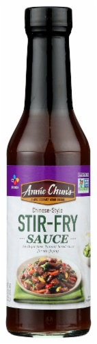Annie Chun's Stir-Fry Sauce Perspective: front