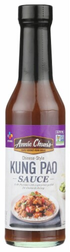 Annie Chun's Kung Pao Sauce Perspective: front