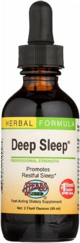 Herbs Etc. Deep Sleep Perspective: front