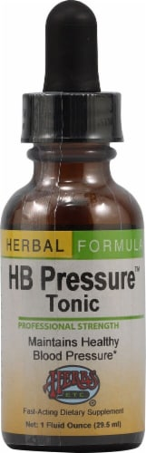 Herbs Etc.  HB Pressure™ Tonic Perspective: front
