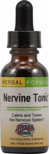 Herbs Etc.  Nervine Tonic™ Perspective: front
