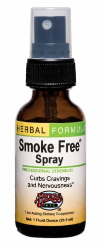 Herbs Etc. Smoke Free Spray Perspective: front