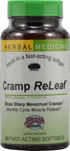 Herbs Etc.  Cramp ReLeaf™ Perspective: front