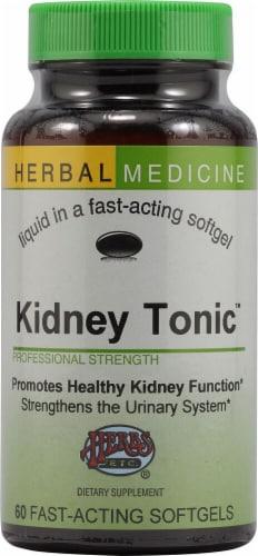 Herbs Etc.  Kidney Tonic™ Perspective: front