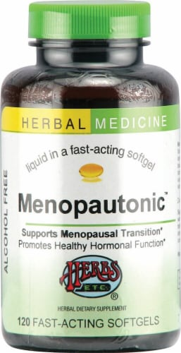 Herbs Etc.  Menopautonic™ Perspective: front