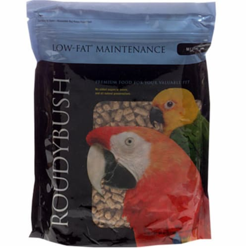 Roudybush 244MDLF Medium Low Fat - Bird Food Perspective: front