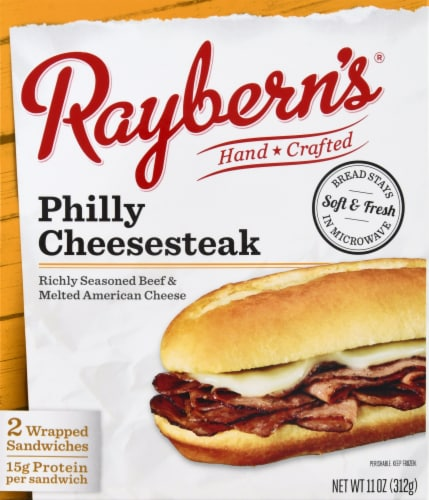 Raybern's Philly Cheesesteak Perspective: front