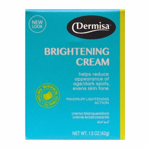 Dermisa Brightening Cream Perspective: front