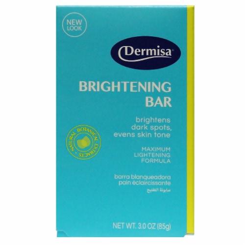 Dermisa Brightening Bar Perspective: front