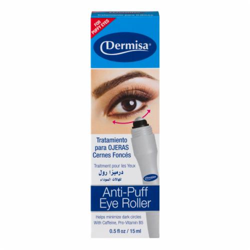 Dermisa Anti-Puff Eye Roller Perspective: front