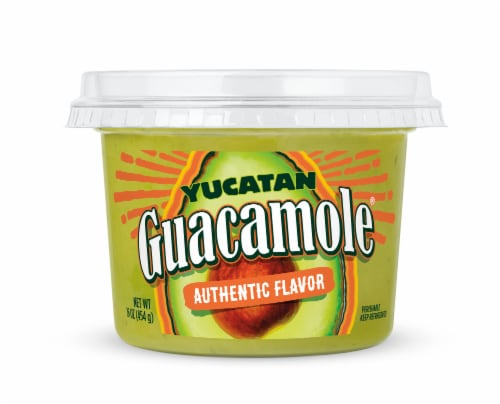 Yucatan Authentic Guacamole Perspective: front