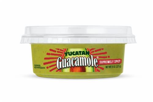 Yucatan Supremely Spicy Guacamole Perspective: front