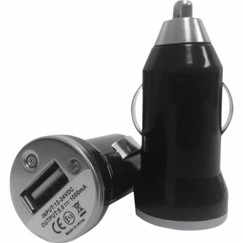 GetPower 12V USB Car Charger CWP-DCUSB-MULTI Pack of 90 Perspective: front
