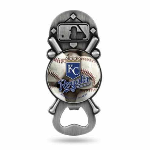 Kansas City Royals Bottle Opener Party Starter Style Perspective: front