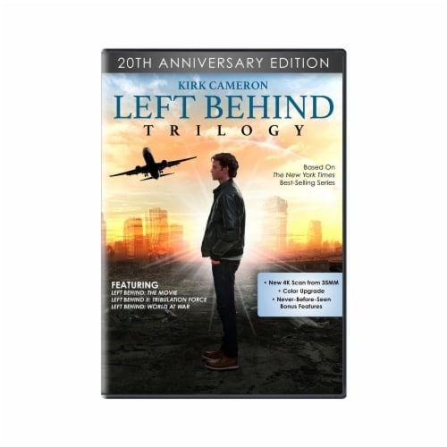 Left Behind Trilogy: 20th Anniversary Edition (DVD) Perspective: front