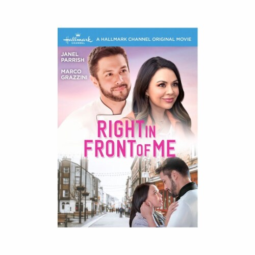 Right In Front Of Me (2021 - DVD) Perspective: front