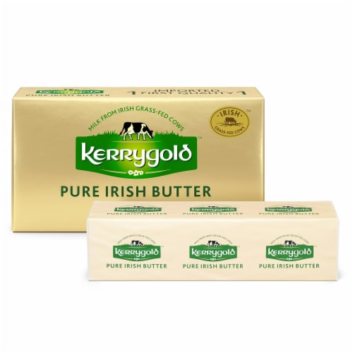 Kerrygold Pure Irish Butter Perspective: front