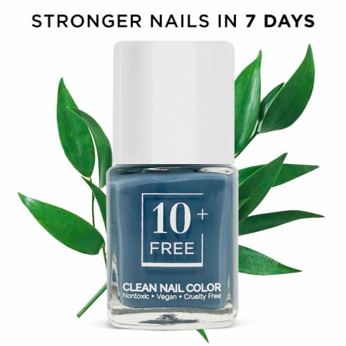 10FREE Polish+Nail Growth Serum STRONGER NAILS IN 7 DAYS - BAUTUMNS UP Perspective: front