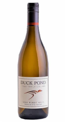 Duck Pond Pinot Gris Perspective: front