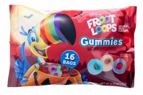 Froot Loops Gummies Perspective: front