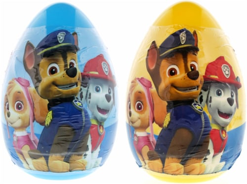 Galerie Paw Patrol Jumbo Egg Perspective: front