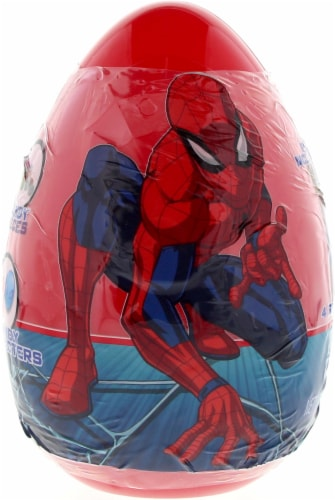 Marvel Assorted Jumbo Easter Eggs Perspective: front
