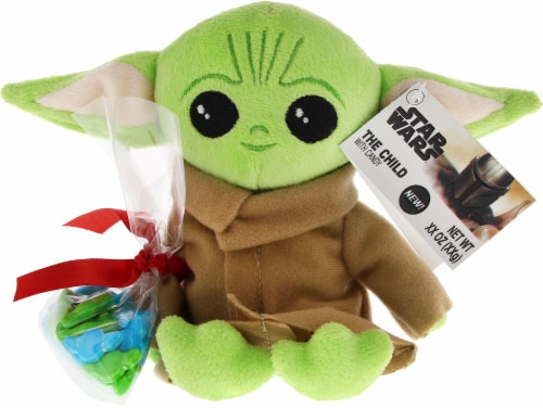 Star Wars Plush with Candy Perspective: front