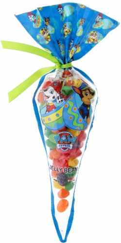 Galerie Paw Patrol Jelly Beans Carrot Bag Perspective: front