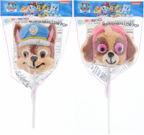 Galerie Paw Patrol Marshmallow Pop - Assorted Perspective: front