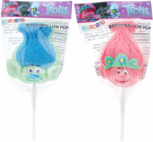 Galerie Trolls Marshmallow Pops - Assorted Perspective: front