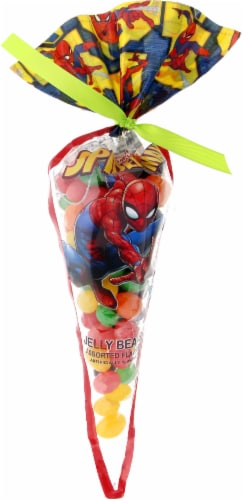 Galerie Spiderman Jelly Beans Carrot Bag Perspective: front
