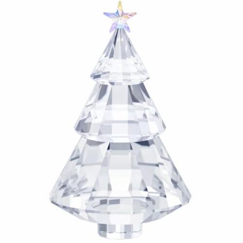 Swarovski 5286388 Christmas Tree Figurine Perspective: front