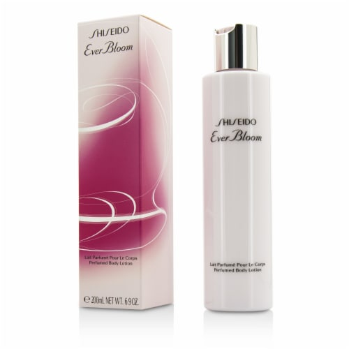 Shiseido Ever Bloom Perfumed Body Lotion 200ml/6.9oz Perspective: front